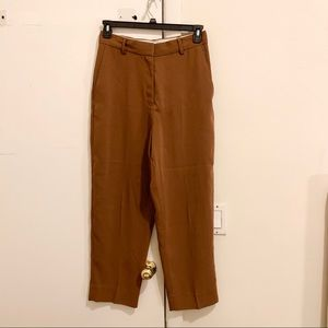 H&M high waisted trousers